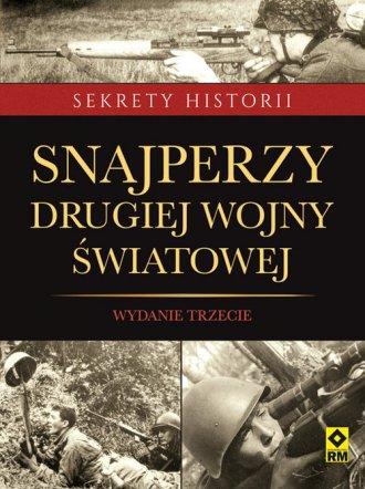 Snajperzy II wojny światowej. Seria: - okładka książki