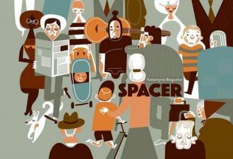 Spacer Wersja 3 - okładka książki