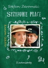 Syzyfowe prace - Stefan Żeromski - okładka książki