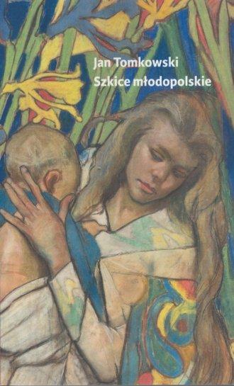 Szkice młodopolskie - okładka książki