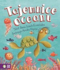 Tajemnice oceanu - okładka książki