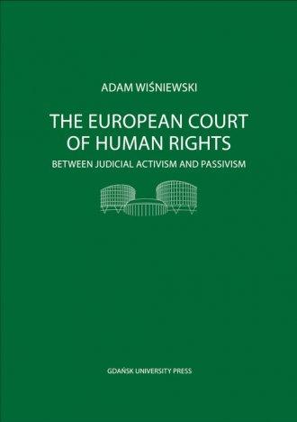 The European Court of Human Rights. - okładka książki