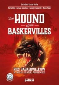 The Hound of the Baskervilles. - okładka książki