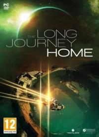 The Long Journey Home - Wydawnictwo - pudełko programu