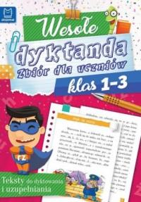 Wesołe dyktanda. Zbiór dla uczniów - okładka podręcznika