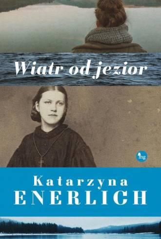 Wiatr od jezior - okładka książki