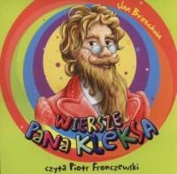 Wiersze Pana Kleksa - pudełko audiobooku