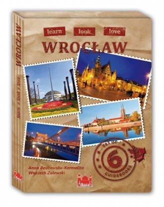 Wrocław. Learn Look Love - okładka książki