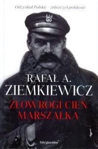 Złowrogi cień Marszałka - okładka książki
