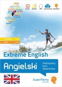 Angielski Extreme English. Intensywny - okładka podręcznika