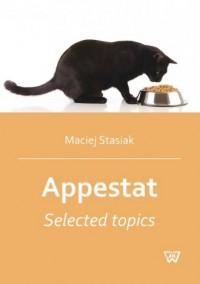 Appestat. Selected aspects - Maciej - okładka książki