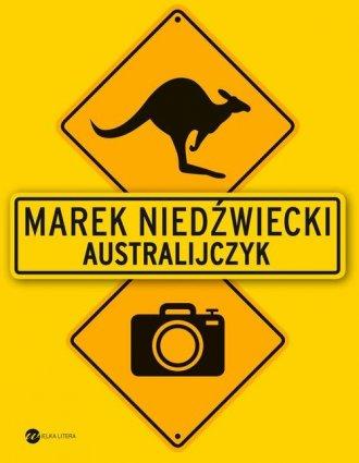 Australijczyk - okładka książki