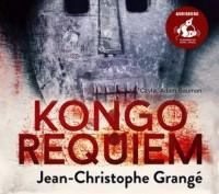 Kongo Requiem CD MP3 - pudełko audiobooku