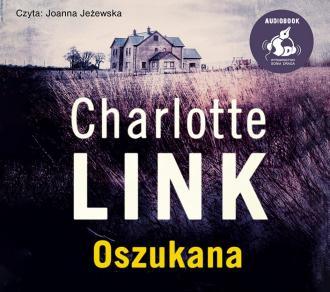 Oszukana. CD MP3 - pudełko audiobooku