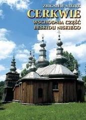 Cerkwie. Wschodnia część Beskidu - okładka książki