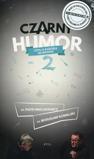 Czarny humor 2 - pudełko audiobooku