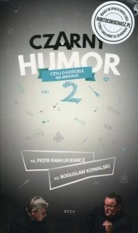 Czarny humor 2 - Piotr Pawlukiewicz - pudełko audiobooku