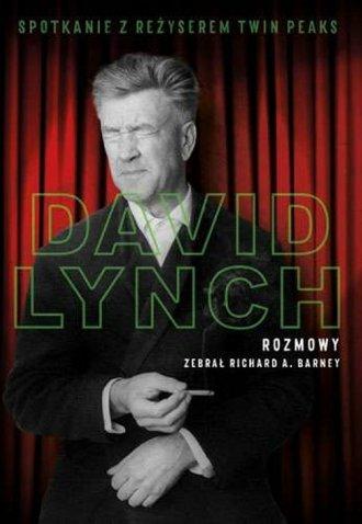 David Lynch. Rozmowy - okładka książki