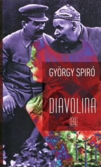 Diavolina - Gyorgy Spiro - okładka książki