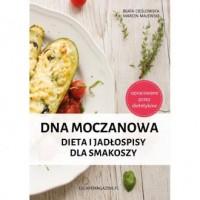 Dna moczanowa. Dieta i jadłospisy dla smakoszy - okładka książki