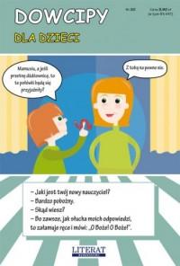 Dowcipy. Dla dzieci nr 20 - Przemysław - okładka książki