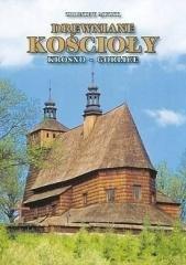 Drewniane Kościoły. Krosno-Gorlice - okładka książki