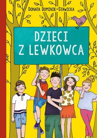 Dzieci z Lewkowca - okładka książki