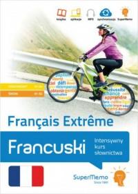 Francuski Français Extreme. Intensywny - okładka podręcznika