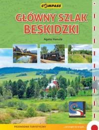 Główny Szlak Beskidzki - Agata - okładka książki