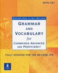 Grammar and Vocabulary for Cambridge - okładka podręcznika