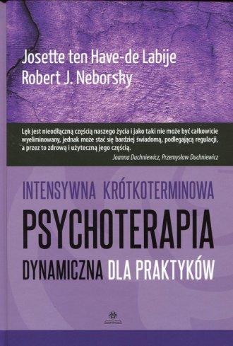 Intensywna krótkoterminowa psychoterapia - okładka książki