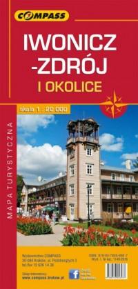 Iwonicz-Zdrój, Rymanów-Zdrój i - okładka książki