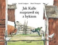 Jak Kalle rozprawił się z bykiem - okładka książki