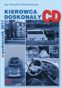 Kierowca doskonały CD E-podręcznik 2017 bez płyty CD - okładka książki