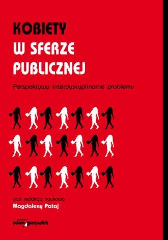 Kobiety w sferze publicznej. Perspektywy - okładka książki