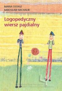 Logopedyczny wiersz pajdialny - - okładka książki