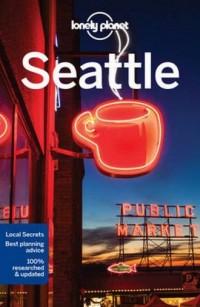 Lonely Planet. Seattle - okładka książki