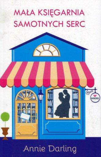 Mała księgarnia samotnych serc - okładka książki