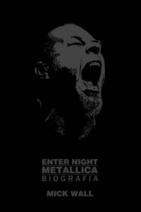 Metallica - Enter Night - okładka książki