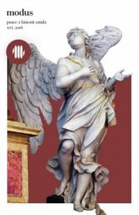 Modus. Prace z historii sztuki, XVI, 2016 - okładka książki