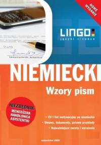 Niemiecki. Wzory pism - okładka książki