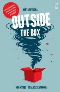 Outside the box. Jak myśleć i działać - okładka książki