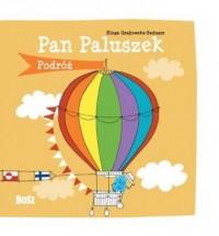Pan Paluszek. Podróż - okładka książki