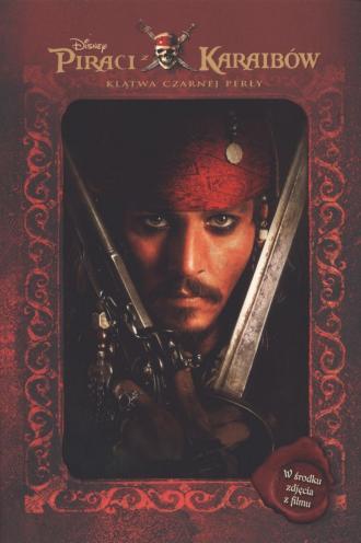 Piraci z Karaibów. Klątwa Czarnej - okładka książki