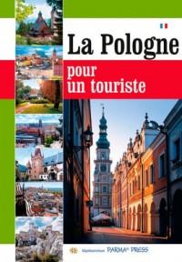Polska dla turysty (wersja fr.) - okładka książki