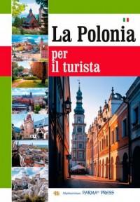 Polska dla turysty (wersja wł.) - okładka książki