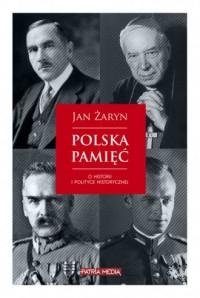 Polska pamięć - okładka książki