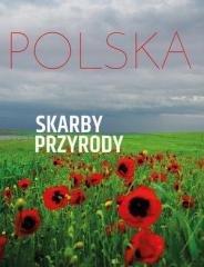 Polska. Skarby przyrody - okładka książki