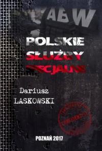 Polskie służby specjalne - okładka książki