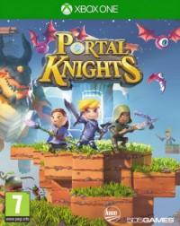Portal Knights Xbox1 - Wydawnictwo - pudełko programu
